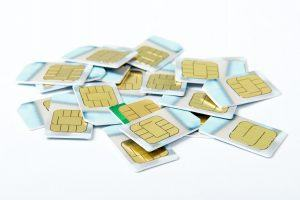 SIM cards are key to using your phone
