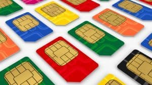 SIM cards are in all iPhones