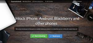 Unlock iPhone, Android, Blackberry and other phones