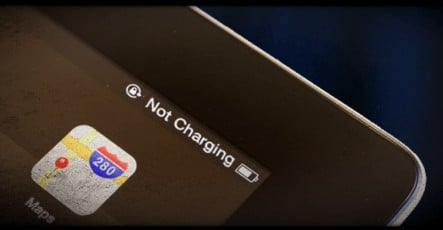 iPad Says Not Charging