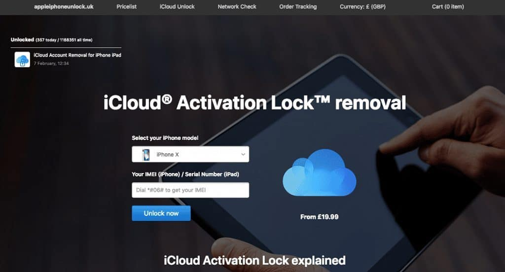 how to bypass activation lock