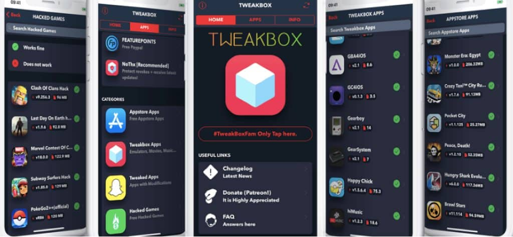 How to Install and Use TweakBox on iPhone and iPad - Why The Lucky Stiff