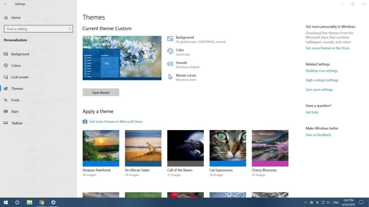 How to Customize Windows 10 - Why The Lucky Stiff