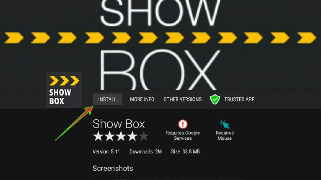 How to Install Showbox on FireStick TV – Free Movies & TV Shows