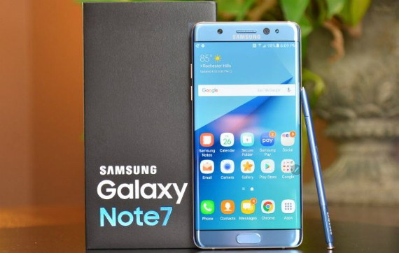 Note 7 Refurbished