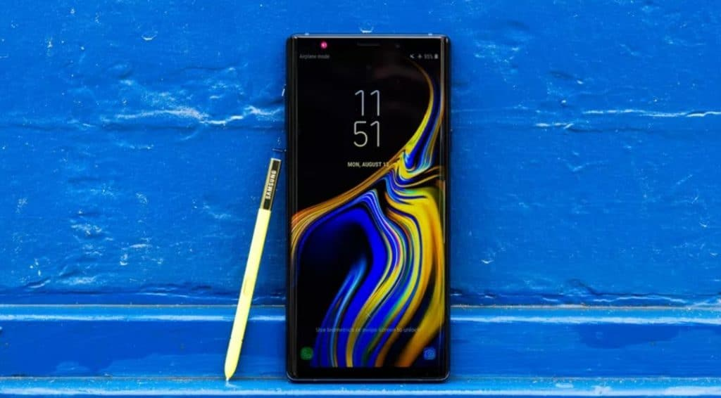 Note 9 refurbished